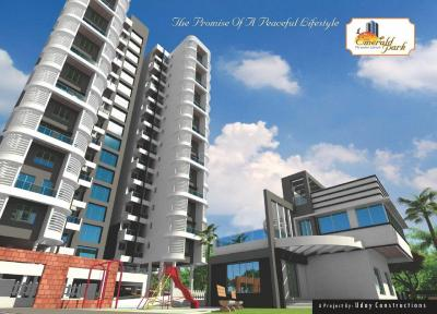 Gallery Cover Image of 1100 Sq.ft 2 BHK Independent Floor for buy in Uday Emerald Park C Building, Punawale for 6400000