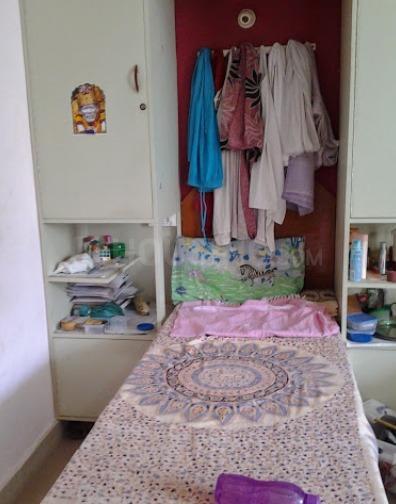 Bedroom Image of Navapriya PG Ladies Accommodation in Vasundhara Enclave