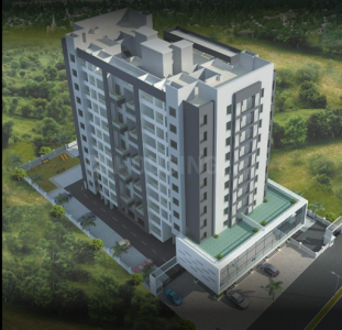 Gallery Cover Image of 891 Sq.ft 2 BHK Apartment for buy in Kharghar for 9500000