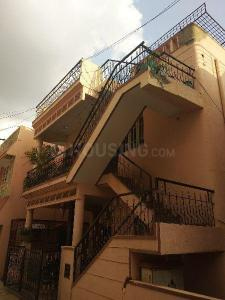 Gallery Cover Image of 1200 Sq.ft 1 BHK Independent House for rent in Vidyaranyapura for 8000