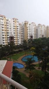 Gallery Cover Image of 1750 Sq.ft 3 BHK Apartment for rent in Puravankara Purva Fountain Square, Marathahalli for 12600