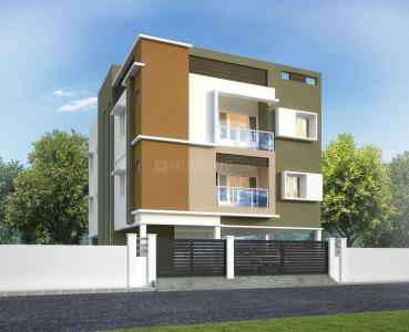Gallery Cover Image of 835 Sq.ft 2 BHK Apartment for buy in Vengaivasal for 3757500