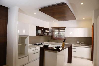 Gallery Cover Image of 595 Sq.ft 1 RK Apartment for buy in Vajram Tiara, Yelahanka for 4506000