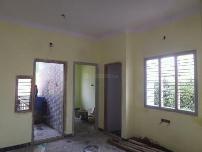 Gallery Cover Image of 650 Sq.ft 2 BHK Independent Floor for rent in Hegganahalli for 9000