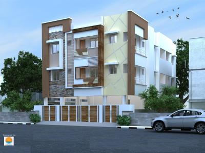 Gallery Cover Image of 503 Sq.ft 1 BHK Apartment for buy in  South kolathur for 2900000