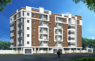 Gallery Cover Image of 1310 Sq.ft 2 BHK Apartment for buy in Puppalaguda for 6288000