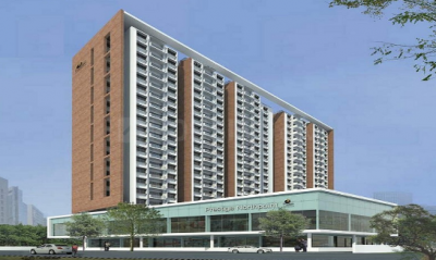 Gallery Cover Image of 1804 Sq.ft 3 BHK Apartment for buy in Prestige North Point, Kammanahalli for 15300000
