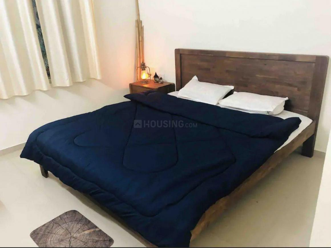 Bedroom Image of 1010 Sq.ft 2 BHK Apartment for rent in Bychapura for 25000