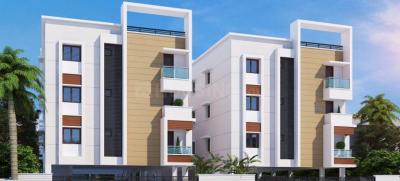 Gallery Cover Image of 1359 Sq.ft 3 BHK Apartment for buy in Steps Stone Anans Block B, Perungudi for 10793178