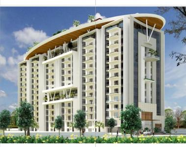 Gallery Cover Image of 1825 Sq.ft 3 BHK Apartment for buy in Kondapur for 13000000