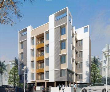 Gallery Cover Image of 1203 Sq.ft 3 BHK Apartment for buy in Maheshtala for 3007500
