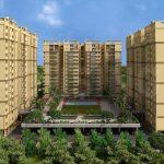 Gallery Cover Image of 1200 Sq.ft 2 BHK Apartment for buy in Pacifica Happiness Towers, Padur for 4861000