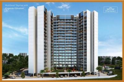 Gallery Cover Image of 610 Sq.ft 1 BHK Apartment for buy in Shilphata for 2897000