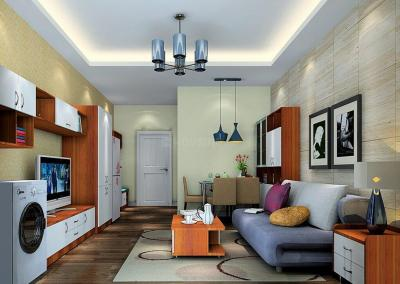 Gallery Cover Image of 727 Sq.ft 2 BHK Apartment for buy in Kalavakkam for 3800000