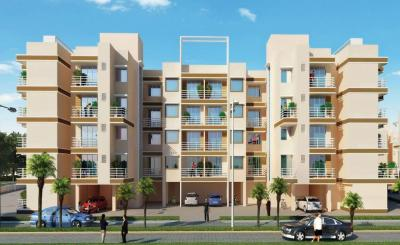 Gallery Cover Image of 615 Sq.ft 1 BHK Apartment for buy in Karanjade for 3340000