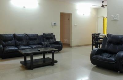 Living Room Image of PG 4643223 Koramangala in Koramangala