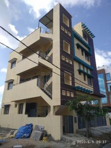 Gallery Cover Image of 700 Sq.ft 1 BHK Independent House for rent in Tejaswini Nagar for 7500