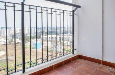 Balcony Image of B- 8175,prestige Sunrise Park in Electronic City