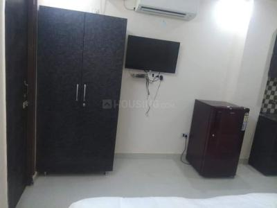Gallery Cover Image of 650 Sq.ft 1 RK Independent Floor for rent in Sector 49 for 12000