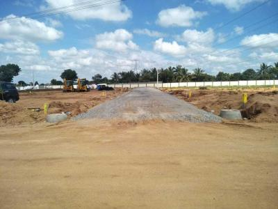 Gallery Cover Image of  Sq.ft Residential Plot for buy in Gowdavalli for 4800000