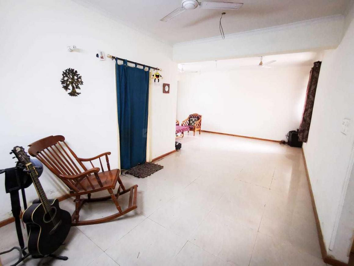 Living Room Image of 2095 Sq.ft 4 BHK Apartment for rent in Sector 48 for 21000