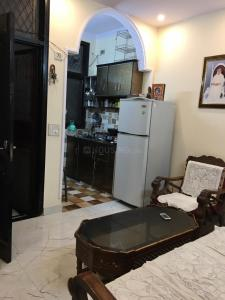 Gallery Cover Image of 500 Sq.ft 1 BHK Independent Floor for rent in Govindpuri for 11500