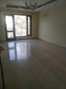 Gallery Cover Image of 2300 Sq.ft 3 BHK Independent Floor for rent in Saket for 85000