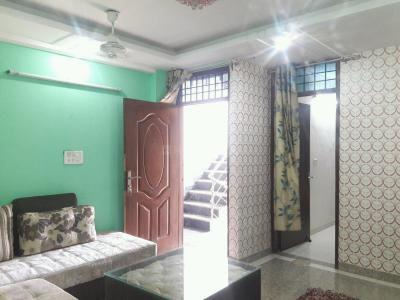 Gallery Cover Image of 750 Sq.ft 2 BHK Apartment for rent in Chhattarpur for 25000