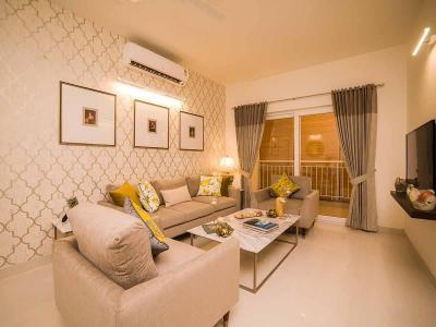 Gallery Cover Image of 1800 Sq.ft 3 BHK Apartment for buy in The Ace , Perungudi for 12000000