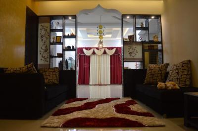 Gallery Cover Image of 1415 Sq.ft 2 BHK Apartment for rent in BRC Sri Hemadurga Sivahills, Manikonda for 27000