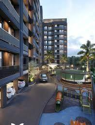 Gallery Cover Image of 1140 Sq.ft 3 BHK Apartment for buy in Palladian Greens, Bopal for 4464100