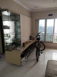 Gallery Cover Image of 1100 Sq.ft 2 BHK Apartment for rent in Kabra Aurum, Goregaon West for 45000