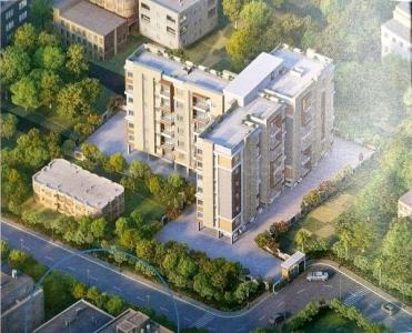 Gallery Cover Image of 1014 Sq.ft 3 BHK Apartment for buy in Jalukbari for 4564800