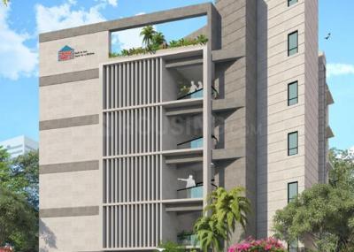 Gallery Cover Image of 1525 Sq.ft 3 BHK Apartment for buy in Sree Rosh KGV Astrea, Purasawalkam for 21626712