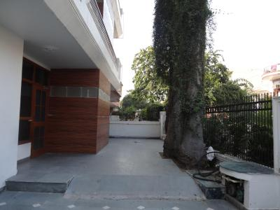 Balcony Image of Vajra PG in Sector 21