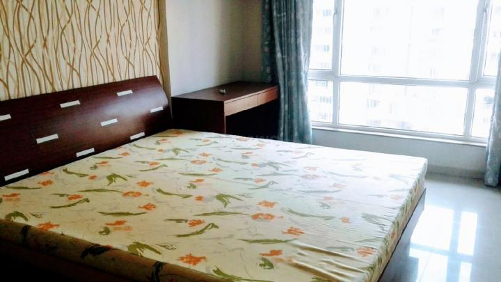 Bedroom Image of 1600 Sq.ft 3 BHK Apartment for rent in Wadgaon Sheri for 35000