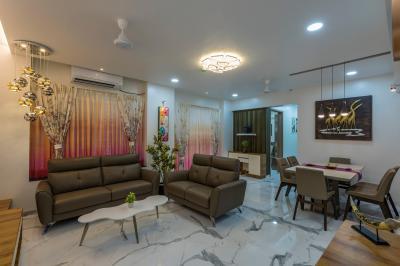 Gallery Cover Image of 767 Sq.ft 2 BHK Apartment for buy in Nyati Ekaant, Dhayari for 6500000
