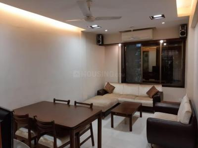 Gallery Cover Image of 1200 Sq.ft 2 BHK Apartment for rent in Khar friend's, Khar West for 75000