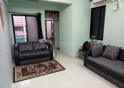 Gallery Cover Image of 680 Sq.ft 1 BHK Apartment for rent in Airoli for 26000