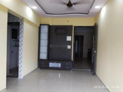 Gallery Cover Image of 400 Sq.ft 1 RK Apartment for rent in Airoli for 10000