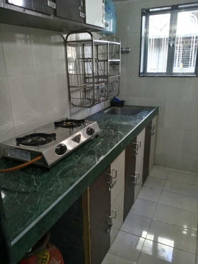 Kitchen Image of PG For Girls in Dadar West