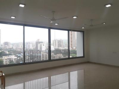 Gallery Cover Image of 2190 Sq.ft 3 BHK Apartment for rent in Goregaon East for 100000