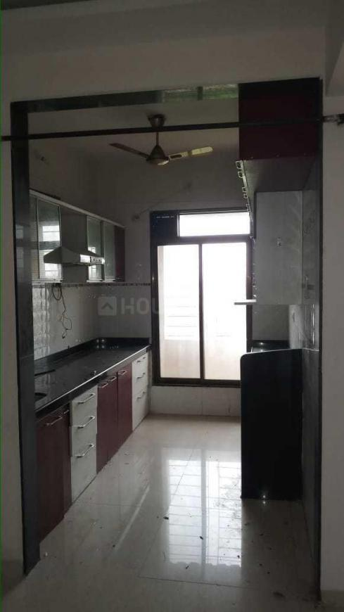 Kitchen Image of 2250 Sq.ft 4 BHK Apartment for rent in Belapur CBD for 45000
