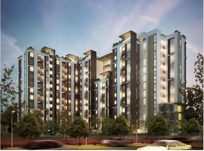 Gallery Cover Image of 1100 Sq.ft 2 BHK Apartment for buy in Pallikaranai for 6765000