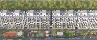 Gallery Cover Image of 1055 Sq.ft 2 BHK Apartment for buy in SSD Sai Pearl Phase 2, Pimple Saudagar for 8150000