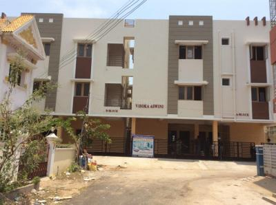 Gallery Cover Image of 1060 Sq.ft 2 BHK Apartment for rent in Iyyappanthangal for 13000