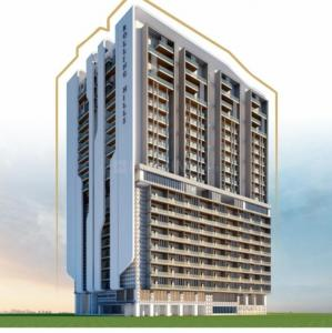 Gallery Cover Image of 763 Sq.ft 1 BHK Apartment for buy in Gachibowli for 4200000