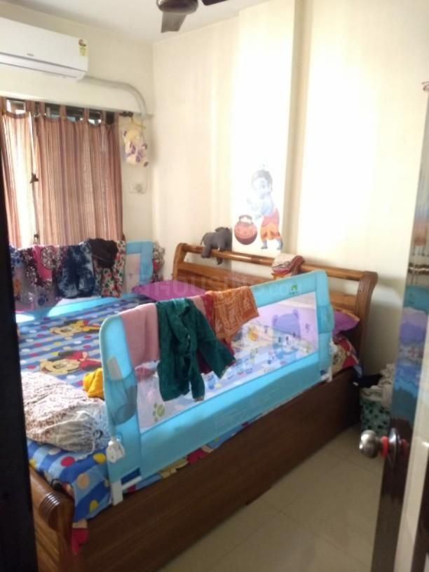 Bedroom Image of 350 Sq.ft 1 RK Apartment for rent in Sakinaka for 28000