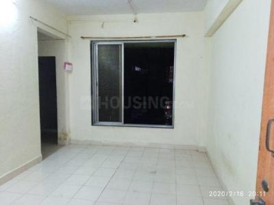 Gallery Cover Image of 410 Sq.ft 1 RK Apartment for rent in Airoli for 11500