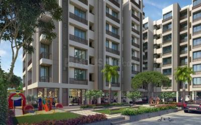 Gallery Cover Image of 1296 Sq.ft 3 BHK Apartment for buy in Dhairya Paradise, Isanpur for 3400000